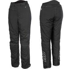 RUKKA Gore-Tex Motorradhose RCT LADY Damen Hose schwarz mit Protektoren Gr 42 C2