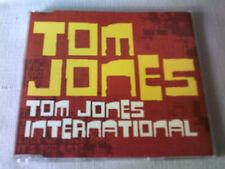 TOM JONES - TOM JONES INTERNATIONAL - UK CD SINGLE