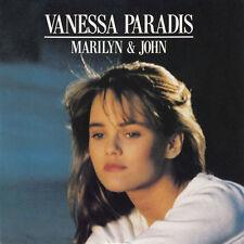 "Vanessa Paradis 7"" Marilyn & John - Montreuil Offset - France"