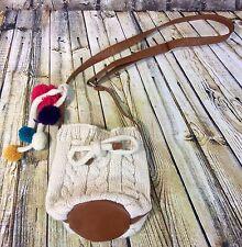 Divided H&M shoulder hippie handbag purse