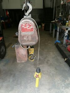 Overhead Crane 250kg Electric Chain Hoist