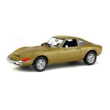 SOLIDO s4302300 OPEL GT color dorado BJ 1968 ESCALA 1:43 Coche a escala NUEVO !°