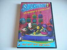 DVD - LES SAUVETOUT et le mystère du jardin  - Tout petit mais très malin