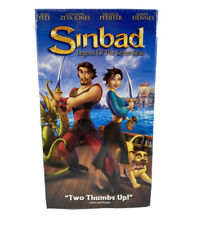 sinbad legend of the seven seas vhs for sale | eBay