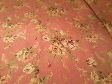 Pink Quilt Reversable Full/queen