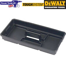 DeWalt H1300111REC Replacement Tote Tray for DS300 or DS400 Tough System Cases