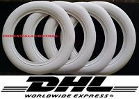 15x3'' Extra Wide Portawall White wall tyre insert trim x4 Ford Chevy Holden #04