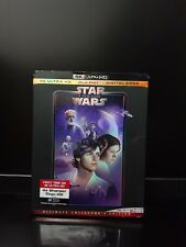 Star Wars: A New Hope (4K Blu-ray / Blu-ray, 2020) + Digital