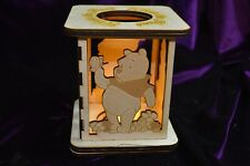 Only Winnie the Pooh Tea Light - with lightup candle