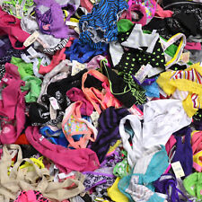 NEW Lot 20 Lace Sheer Sexy Thongs Panties G-String Tanga Lingerie Underwear OS