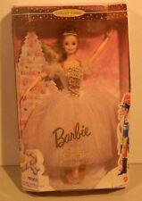 "Barbie as ""The Sugar Plum Fairy"" 1997 Collector Edition Nutcracker"