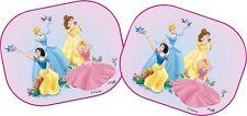 Baby Kindersitz 1 Set = 2 Stück Sonnenschutz  Auto Fenster Disney Princess NEU