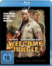 < Blu-ray * WELCOME TO THE JUNGLE - EXTENDED VERSION # NEU OVP