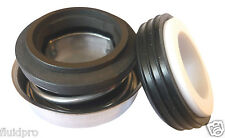 Mechanical seal (EPDM) for swimming pool pumps - Certikin, Espa, Jandy, Waterco