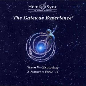 Hemi Sync Gateway Wave V 5 - Exploring CD New Box Set Meditation Relaxation