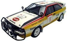 "1:18 AUTOART - AUDI QUATTRO (lwb) A2"" RALLY SAFARI 1984"" H.MIKKOLA #1"