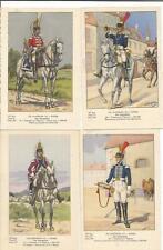 Cdt BUCQUOY - UNIFORMES 1er EMPIRE - Série 207 - les Cuirassiers