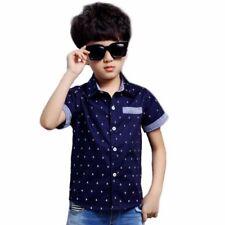 Abbigliamento a manica corta per bambini dai 2 ai 16 anni dalla Cina