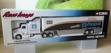 CORGI RACE IMAGE - KENWORTH RACE TRANSPORTER MOPAR (DAVID ALDERMAN) with cert.