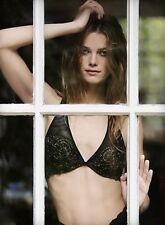 NEW Free People IFP black gold All That Glitters Underwire Halter Bra 36 C