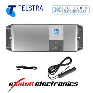 Cel-Fi GO Telstra Mobile Repeater inc. Adhesive Mount Antenna 00063
