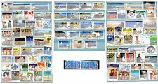 Greece. 100 New Greek stamps all in Euros & Differents Years : 2001-2014, No: K2