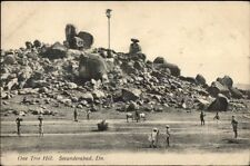 One Tree Hill Secunderabad Dn India c1910 Postcard