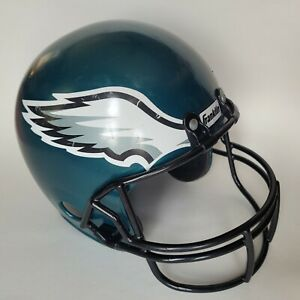 Franklin Philadelphia Eagles Youth sized display helmet
