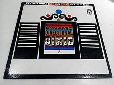 Dynamic Directional Dixie Excellent Vinyl LP Record DS 5014 STEREO