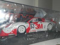 SIDEWAYS SLOT CAR FERRARI 512 BB LM LE MANS 1979 POZZI JMS RACING BALLOT 7545896