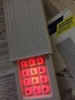 NEW Universal Clicker/Genie Wireless Keypad/KLIK2U-P2 = dip switch/ learn button