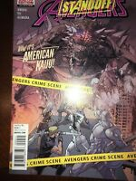 The New Avengers - Standoff Case No. 009 Ewing To Almara   Marvel Comics MD 11