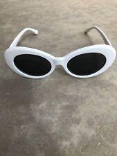 retro rockstar sunglasses white Kurt Cobain Playboi Carti clout goggles