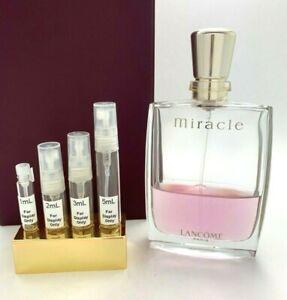 LANCOME - Miracle EDP- Sample (2mL, 3mL or 5mL) -  Lancôme FREE SHIPPING