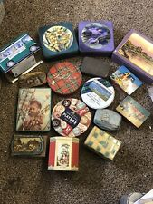 Collection Vintage Ringtons, Biscuit & Small Tins
