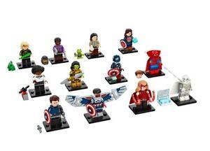 LEGO® 71031 Marvel Studios Minifiguren einzeln aussuchen