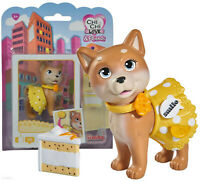 CHI CHI LOVE & FRIENDS SUNNY PERSONAGGIO + ACCESSORI SIMBA NUOVO CHICHI LOVE