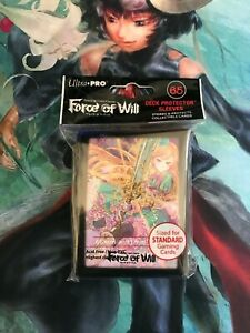 Protège-cartes Force Of Will TCG Sleeves x65 Ultra Pro - Alice, Reine Des Fées