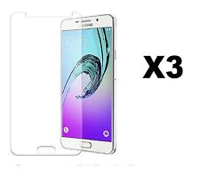 3 PC CLEAR SCREEN GUARD PROTECTOR ACCESSORY FOR BOOST MOBILE SAMSUNG GALAXY J7