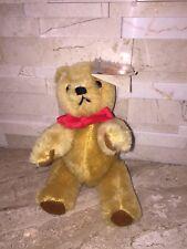 """Deans London Gold Teddy Bear 8"""""""