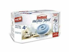Aero 360° Home Room Atmosphere Moisture Absorber with 4 Neutral Refill tabs