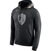 New Nike NBA Cleveland Cavaliers City Edition The Land Logo Hoodie Sweatshirt