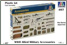 Italeri Military Accessories 407 1 35 Model Kit