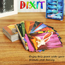 110 PCS DIXIT Expansion Version Illustration Board Game Sets Extended Card Story