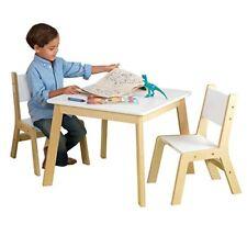 Kidkraft 27025 Set tavolo moderno e 2 sedie MDF