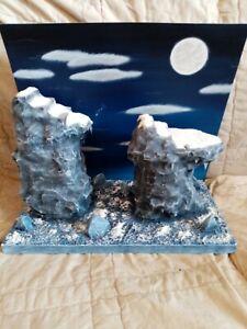 Décor Diorama Saint Seiya Myth Cloth Asgard