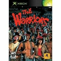 The Warriors Complete in original case w/ manual - Xbox