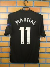 Martial Manchester United jersey XS 2017 2018 away shirt BS1217 soccer Adidas