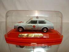 MIRA 4017 SEAT 128 URGENCIAS - AMBULANCE - WHITE 1:43 - GOOD  IN BOX -  ( FIAT )
