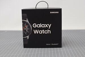 EMPTY BOX - Samsung Galaxy Watch 46mm Black - Empty Box Only - GW33